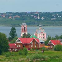 Сорокосвятская церковь. Переславль-Залесский город.