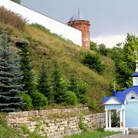 Елецкий Знаменский женский монастырь.Святой источник