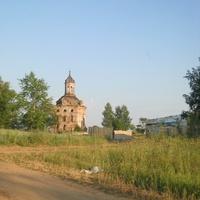 Вознесенский храм с.Гостево