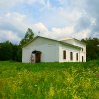 Воздвижение Креста Господня церковь.