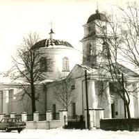 Троицкий храм Котельва