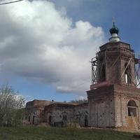 Троицкая церковь села Медяны
