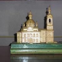 Архангельская церковь в Михайловском