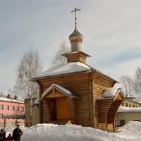 Димитрия Донского церковь