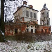 Свято-Троицкая церковь.