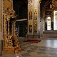 Спасо-Преображенский собор Верхний храм