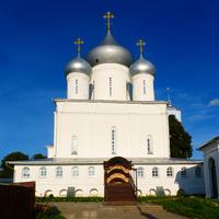 Никитский монастырь. Собор Никиты Мученика.