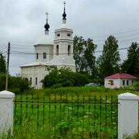 Спаса Нерукотворного церковь.
