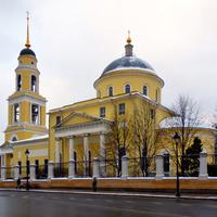 Вознесения Господня (Большое Вознесение) церковь.
