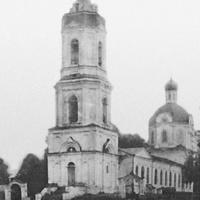 Храм Всех Святых в с.Пачи