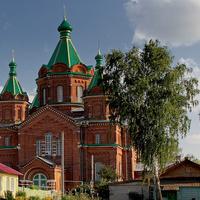 Троицы Живоначальной собор