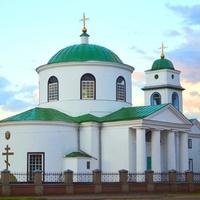 Троїцька церква. Котельва