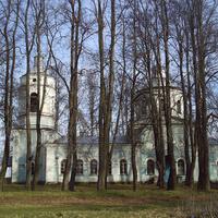 Церковь Преображения Господня в Спас-Суходреве