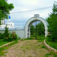 Никольский женский монастырь.