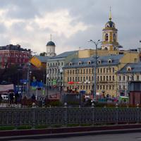Богородице-Рождественский ставропигиальный женский монастырь.