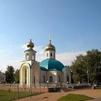 Ксеньевская церковь