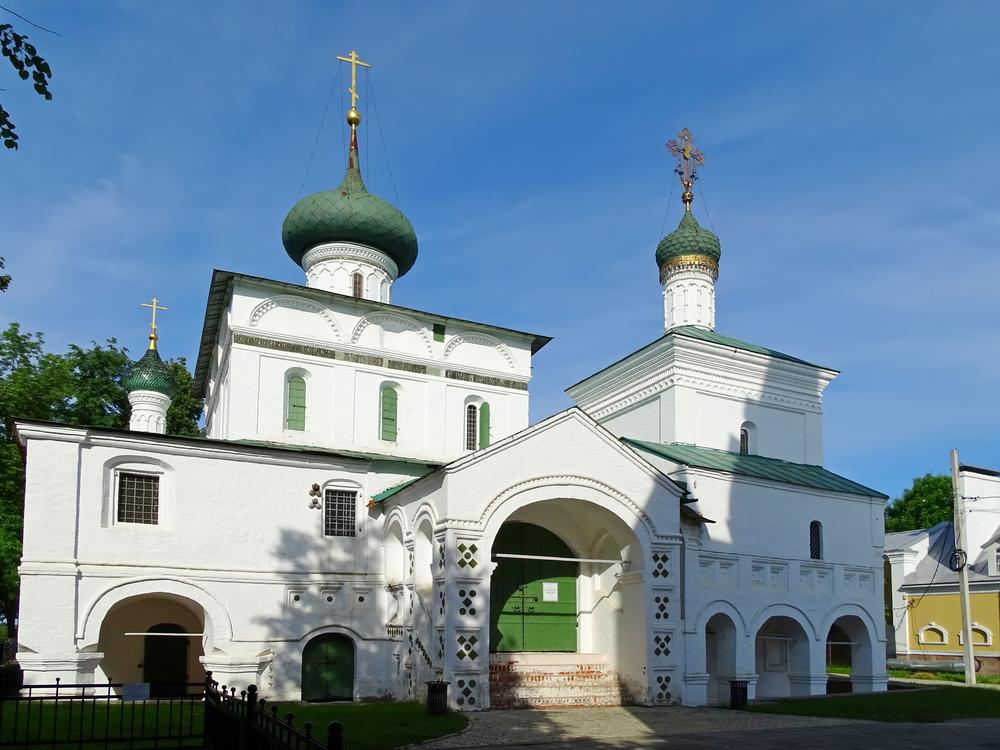 храмы в ярославле в картинках