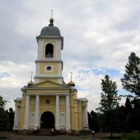 Успенский собор в Мышкине