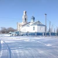 Алексеевская церковь в селе Нижнее Турово