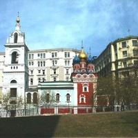 Храм Великомученика Георгия Победоносца на Псковской горе