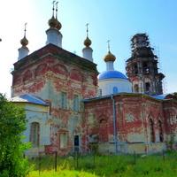 Церковь Казанской иконы Божией Матери.