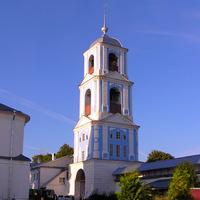 Никитский монастырь. Колокольня с церковью Архангела Гавриила.