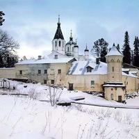 Спасо - Преображенский Валаамский ставропигиальный мужской монастырь