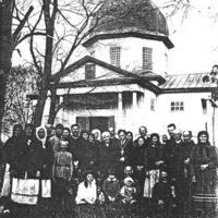 Церковь Рождества Богородицы хв Мотовиловке