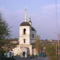 Церковь Введения Пресвятой Богородицы во Храм в Ельце