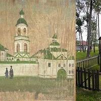Дионисиево-Глушицкий Сосновецкий монастырь