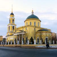"""Вознесения Господня (""""Большое Вознесение"""") церковь."""