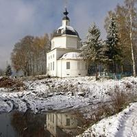 Церковь Покрова Пресвятой Богородицы на Нижнем Чужбое, 1824г.
