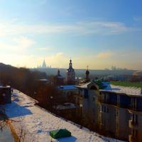 Андреевский мужской монастырь.