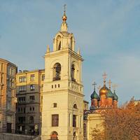 Церковь Георгия Победоносца (Покрова Пресвятой Богородицы) на Псковской горе.