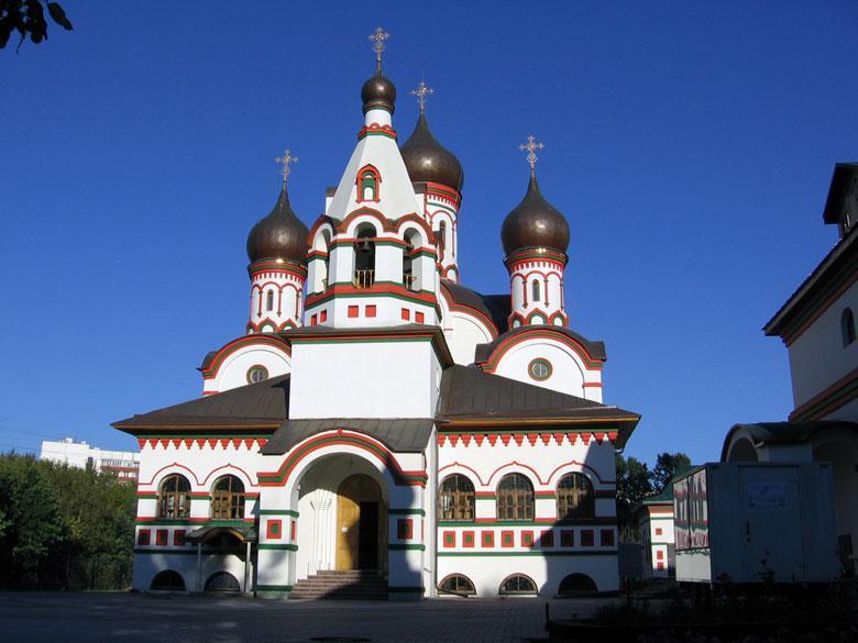 Храм Живоначальной Троицы