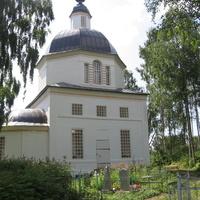 Церковь Покрова Пресвятой Богородицы в Нижнем Чужбое
