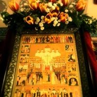 Икона Собор Новомучеников и Исповедников Российских