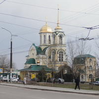 Храм во имя Святого апостола Андрея Первозванного