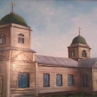 Никольская церковь Григоровка