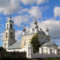 Церковь Рождества Пресвятой Богородицы. Городище.