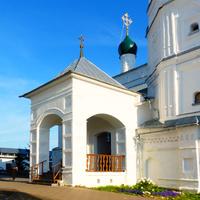 Никитский монастырь. Церковь Благовещения Пресвятой Богородицы.