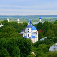 Сретенская церковь. Переславль-Залесский город.